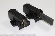 GENUINE ELECTROLUX Washing Machine Carbon Brush & Holders Sole 50226588007 T334
